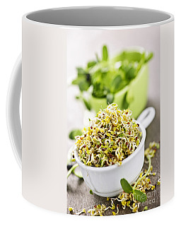 Sprouts In Cups Coffee Mug
