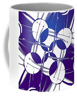 Coffee Mug featuring the photograph Square Circles by Lauren Radke