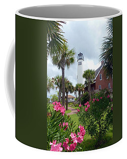 St. George Island Lighthouse Coffee Mug