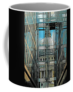 St Pauls Compressed Coffee Mug