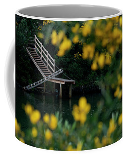 Coffee Mug featuring the photograph Stairway To Heaven by Pedro Cardona