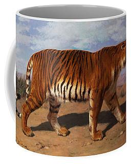 Stalking Tiger Coffee Mug