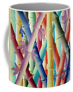 Stalks Of Color Coffee Mug