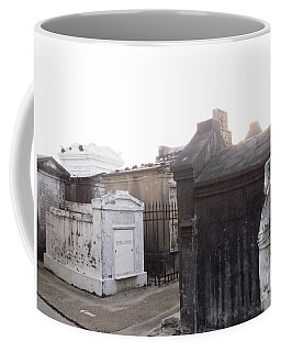 Coffee Mug featuring the photograph Standing Guard by Alys Caviness-Gober