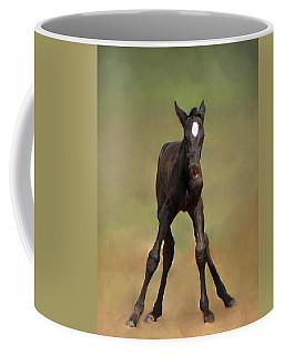 Standing On All Fours Coffee Mug