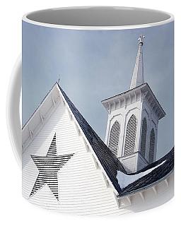 Star Barn Roof Coffee Mug