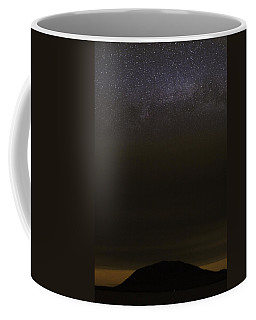Stars Over Little Spencer Coffee Mug by Brent L Ander
