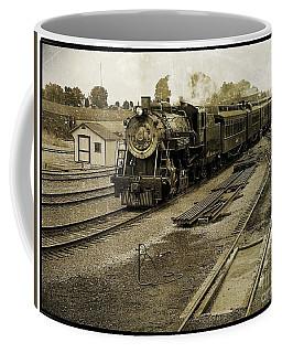 Steam Engine 90 Coffee Mug