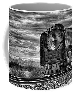 Steam Train No 844 - Iv Coffee Mug