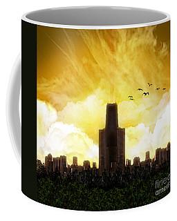 Steel City Dawn Coffee Mug