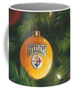 Steelers Ornament Coffee Mug