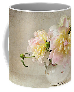 Still Life With Peonies Coffee Mug