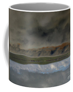 Storm On Land Coffee Mug