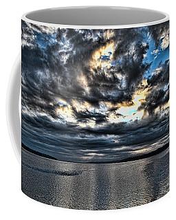 Stormy Morning Coffee Mug