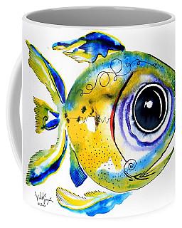 Stout Lookout Fish Coffee Mug