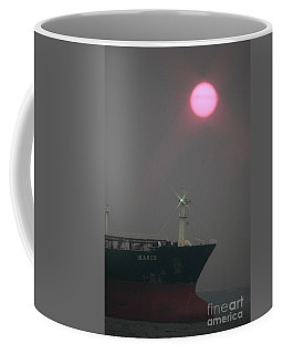 Straits Of Verrazano Coffee Mug