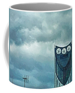 Strata Tower In London Coffee Mug