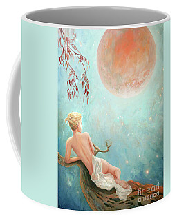 Strawberry Moon Nymph Coffee Mug