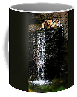 Strength At Rest Coffee Mug