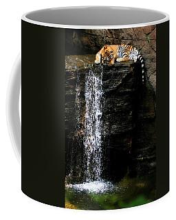 Strength At Rest Coffee Mug