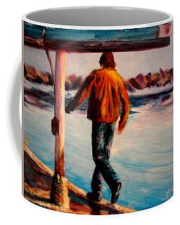 Stride Coffee Mug