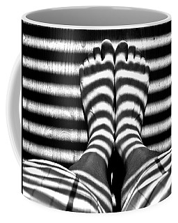 Stripe Socks? Coffee Mug