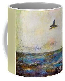 Summer Series The Fog Is Setting In Coffee Mug