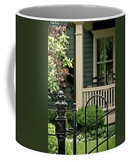 Sunday Afternoon In Doylestown Coffee Mug