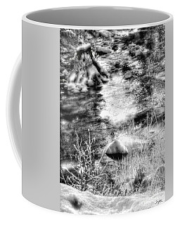 Sunlight In The Springtime Mountains Coffee Mug
