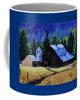 Sunlite Barn Coffee Mug