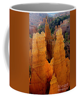 Sunrise At Bryce  Coffee Mug by Vicki Pelham