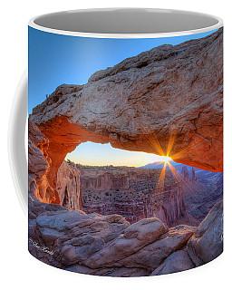 Sunrise At Mesa Arch Coffee Mug