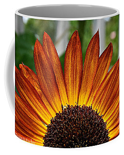 Sunrise Floral Coffee Mug