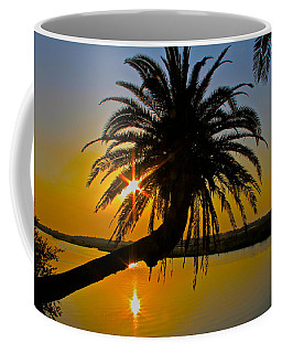 Coffee Mug featuring the photograph Sunrise On The Loop by Alice Gipson