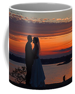 Sunset At Night A Wedding Delight Coffee Mug