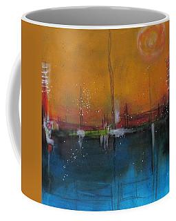 Sunset At The Lake # 2 Coffee Mug