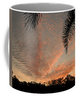 Sunset In Lace Coffee Mug