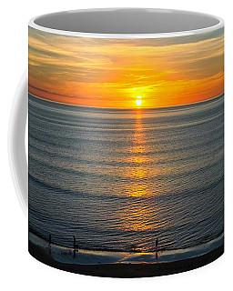 Sunset - Moana Beach - South Australia Coffee Mug