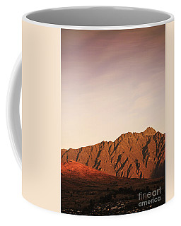Sunset Mountain 2 Coffee Mug