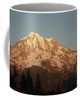 Sunset On The Mountain Coffee Mug
