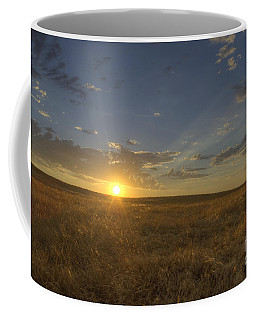Sunset On The Prairie Coffee Mug