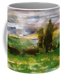Sunset On The Road - The Highway Series Coffee Mug
