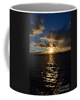 Sunset Over Winnepesaukee Coffee Mug by Kevin Fortier