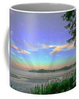 Sunset Rays Coffee Mug