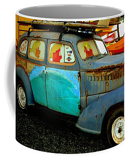 Surf Mobile Coffee Mug