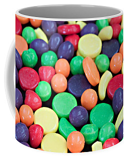 Coffee Mug featuring the photograph Sweet Candy Galore  by Sherry Hallemeier