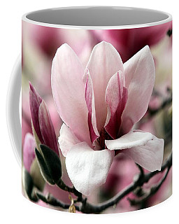 Sweet Magnolia Coffee Mug by Elizabeth Winter