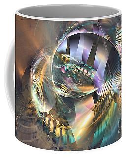 Symphony Of Colors - Abstract Art Coffee Mug