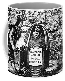 Syphilis, 17th Century Coffee Mug