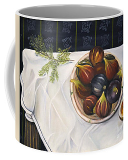 Table With Figs Coffee Mug